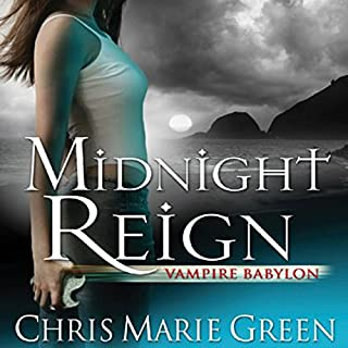 Midnight Reign audiobook cover art