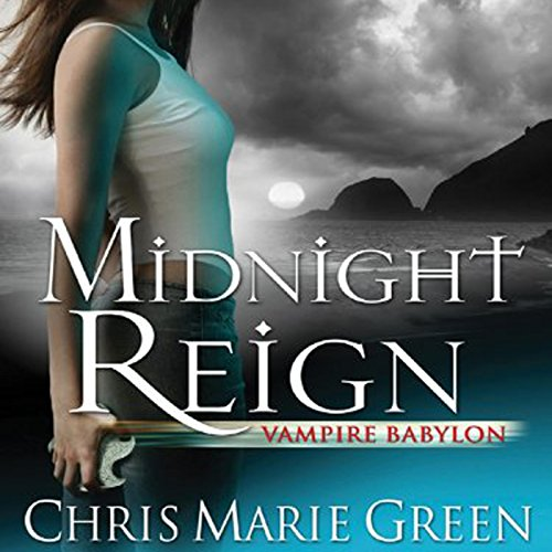 Midnight Reign audiobook cover art