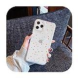 Coque transparente pour iPhone Samsung A S 11 12 6 7 8 9 30 Pro X Max XR Plus lite-a6-Samsung S10...