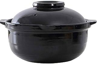 SHYOD Cazuela - cerámica, Pequeña cazuela, Sopa de Olla, Crisol de guisado, Sopa de Gas del hogar Pot (Size : 2.8L)