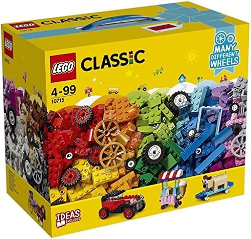 LEGO Ladrillos sobre Ruedas