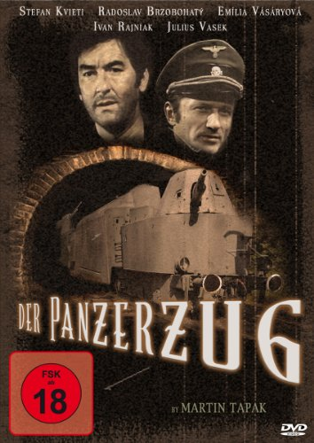 Der Panzerzug [Alemania] [DVD]