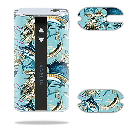 MightySkins Skin Compatible with Eleaf iStick 50W...