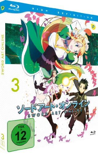 Sword Art Online - Staffel 1 - Vol.3 - [Blu-ray]