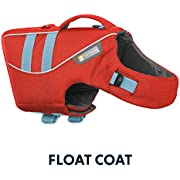 RUFFWEAR - Float Coat Dog Life Jacket for Swimming, Adjustable and Reflective