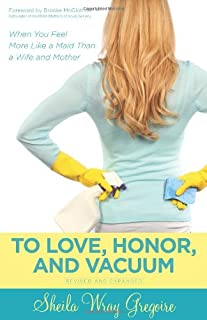 to love honor and vacuum book