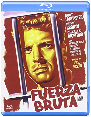 Brute Force - Fuerza Bruta (Bluray) - Jules Dassin - Burt Lancaster