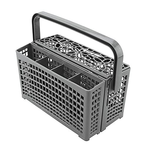 YooSz Caja De Almacenamiento De Lavavajillas Canasta De Drenaje Canasta Lavavajillas Cesta De Reemplazo 2 En 1 para Bosch Cocina Suministros Prácticos