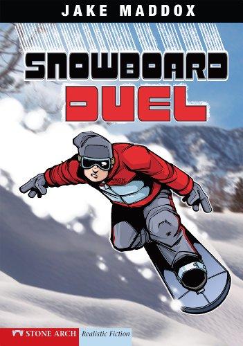 Snowboard Duel (Jake Maddox Sports Stories) (English Edition)