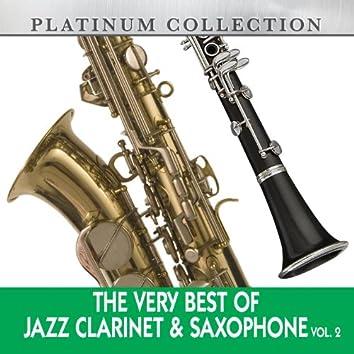 The Very Best of Jazz Clarinet & Saxophone, Vol. 2