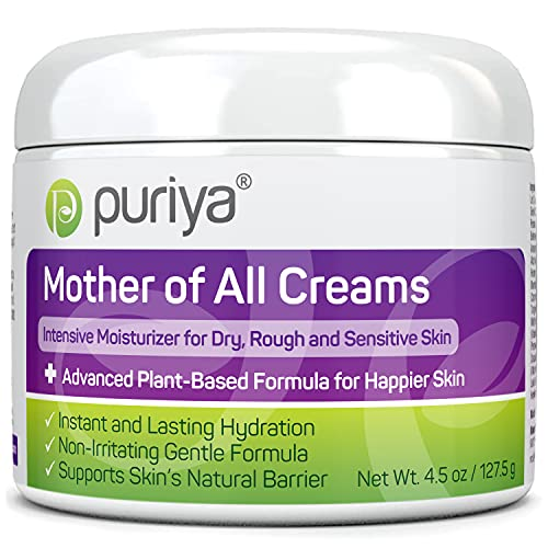 Puriya Fast Acting Intensive Moisturizer, Hydrates and Softens Rough Skin. Doctor Approved. Lasting Relief for...