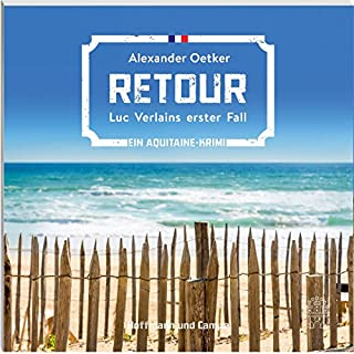 Retour (Luc Verlain 1) Titelbild