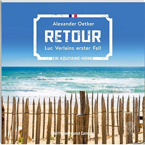 Retour audiobook cover art