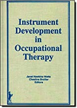 Instrument Development in Occupational Therapy (Occupational Therapy in Mental Health)