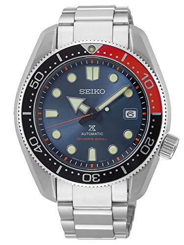 Seiko Herren-Uhren Analog Automatik One Size Edelstahl 87859941