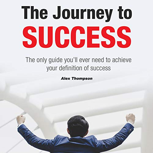 The Journey to Success audiobook cover art