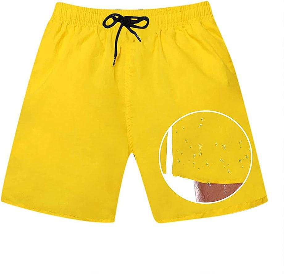 Struben High quality new Couverture Chocolate Dissolving Shorts Prank Swim Ranking TOP3 MenïÂ