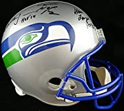 Hand Signed by Seattle Seahawks Legend, Ring Of Honor 100% Beckett Authentic, Ring Of Honor Signature Ships Quickly and Securely 100% Authentic Ring Of Honor Signed Memorabilia Beckett Certificate of Authenticity Included