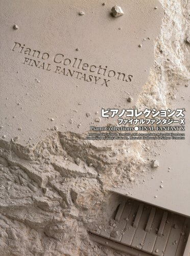 Final Fantasy X Piano Collection Sheet Music