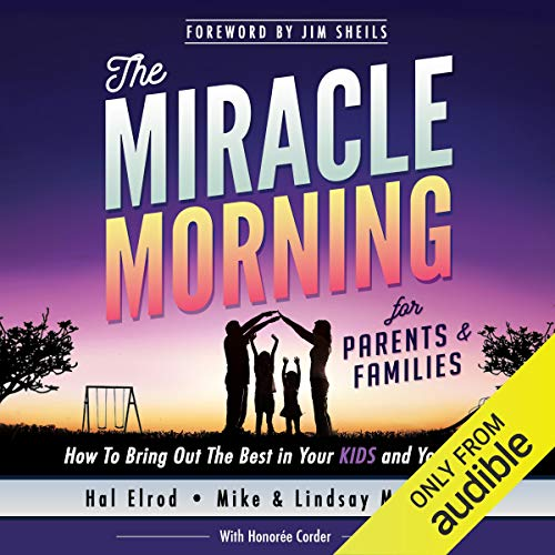 Page de couverture de The Miracle Morning for Parents and Families