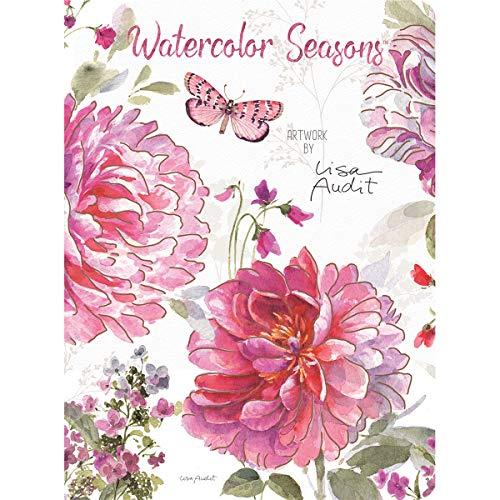 LANG Watercolor Seasons 2022 Day Planner (22991084108)