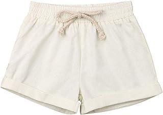 TupTam Shorts da Bambina Pantaloncini Corti Sportivi