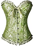 PhilaeEC - Serre-taille - Femme Vert vert XXX-Large