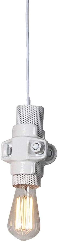 Karman nando, lampada a sospensione ,in metallo bianco SE1092B INT