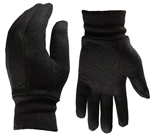 (Box Deal) Better Grip BGJERSEY Brown Jersey Work Gloves (300 Pairs)