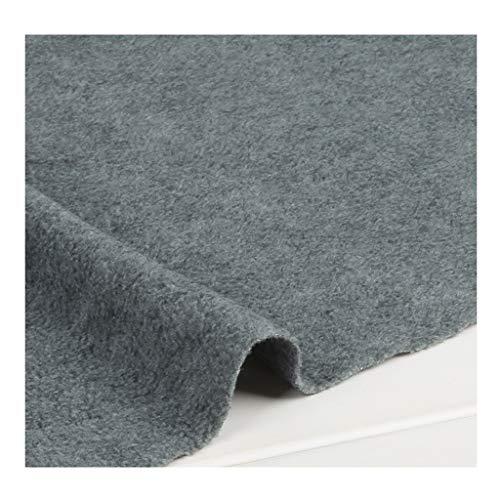 yankai Microfaser-Plüsch Stoff Stoff Einfarbig Fleece Plüsch Stoff Warm Flanell Stoff Quilt Blatt Breite 160cm NIU