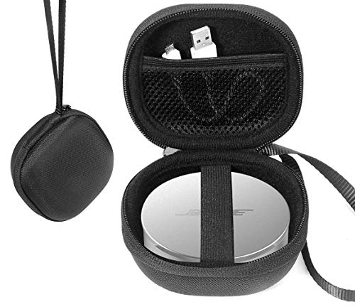 Wireless Earbuds Protective Case for Bluephonics, Kissral, Otium Soar True Wireless Earbuds Also fit for Bose Wireless Noise-Masking Sleepbuds, mesh Pocket for Accessories