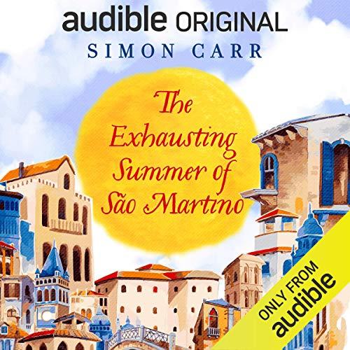 『The Exhausting Summer of São Martino』のカバーアート
