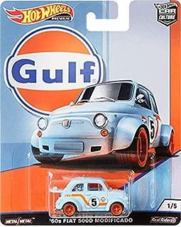 Hot Wheels Car Culture 60's Fiat 500D Modificado