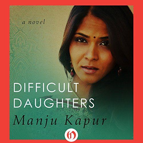 Difficult Daughters audiobook cover art
