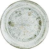 Bonna Odette Olive, Porcelana, Plato llano de 21 cm