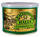 Griego Macedonio Halva con Nueces de Pistacho 500 gr...