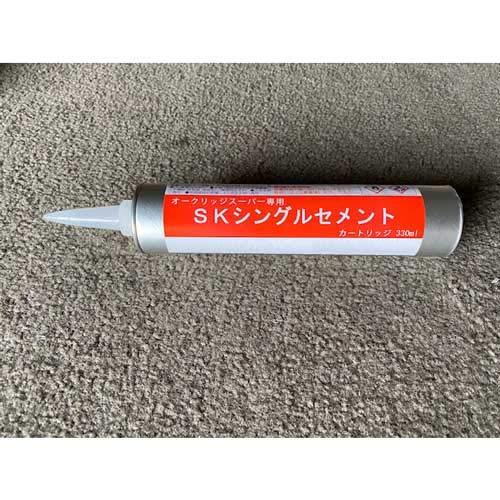 アスファルトシングル屋根材 専用接着剤