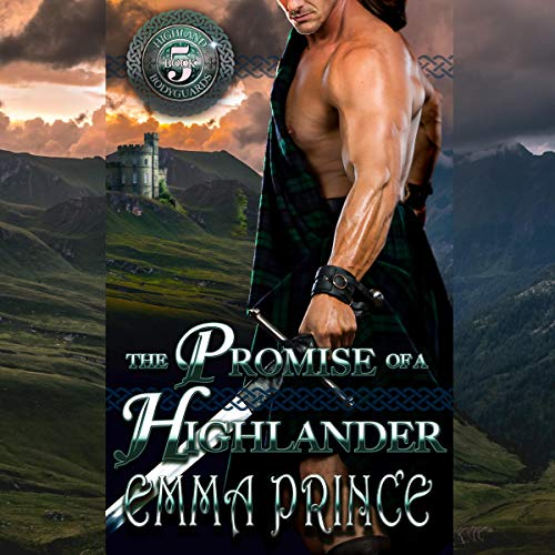 The Promise of a Highlander audiobook cover art