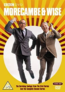 Morecambe & Wise - The Surviving Footage From The First Series And The Complete Second Series