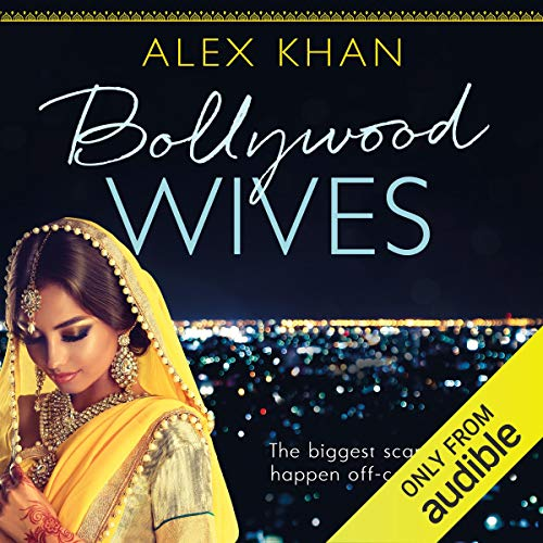 Bollywood Wives audiobook cover art