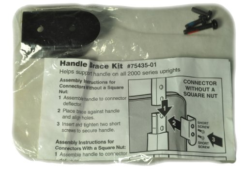 Oreck XL Upright vacuum Cleaner Handle Brace Repair Kit