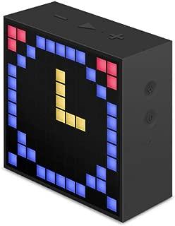 Divoom Timebox Smart Portable Bluetooth LED App-Controlled Pixel Art Speaker
