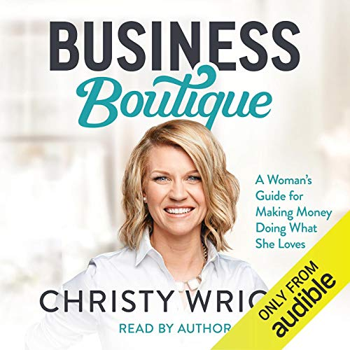 Business Boutique audiobook cover art