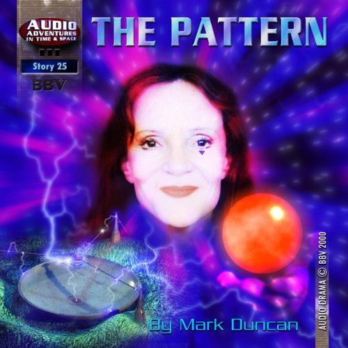 The Pattern audiobook cover art
