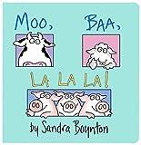 Best Books for Babies: Moo, Baa, La La La!