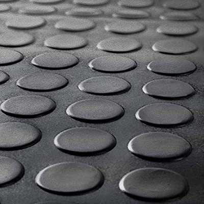 600 x 150cm 6m x 1.5m 19ft 7 x 4ft 9 A Grade 16 Sizes to Choose from on This Listing 3mm Thick Floor Mat 236 x 57 Inches Coin Rubber Garage Flooring Matting