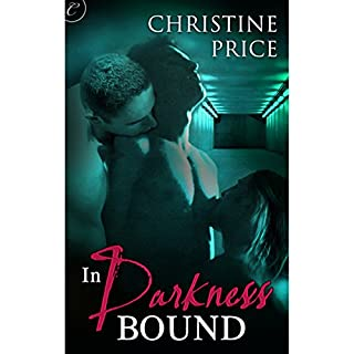 In Darkness Bound audiobook cover art
