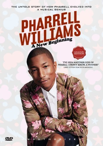 Williams, Pharrell - A New Beginning by Pharrell Williams