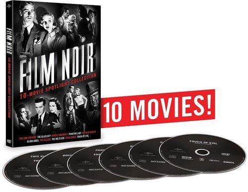 Film Noir 10-Movie Spotlight Collection [Edizione: Stati Uniti] [Italia] [DVD]