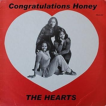 Congratulations Honey